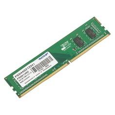 Модуль памяти PATRIOT Signature PSD44G213341 DDR4 - 4Гб 2133, DIMM, Ret Патриот
