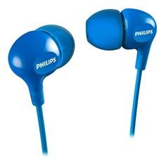 Наушники PHILIPS SHE3550BL, вкладыши, синий, проводные