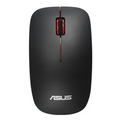 Мышь ASUS WT300 RF оптическая беспроводная USB, черный [90xb0450-bmu000]