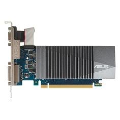 Видеокарта ASUS nVidia GeForce GT 710 , GT710-SL-2GD5, 2Гб, GDDR5, Ret