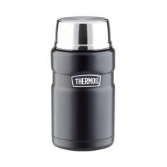 Термос THERMOS SK3020 BK King Stainless, 0.71л, черный