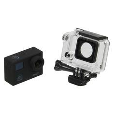 Экшн-камера AC ROBIN ZED2 2.5K, черный [ак-00000752]