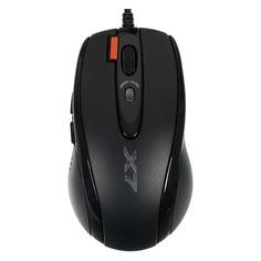 Мышь A4 XL-750BK лазерная проводная USB, черный [xl-750bk usb]