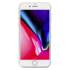 Смартфон APPLE iPhone 8 64Gb, MQ6H2RU/A, серебристый