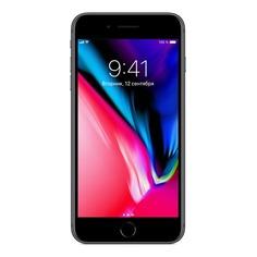 Смартфон APPLE iPhone 8 Plus 64Gb, MQ8L2RU/A, серый