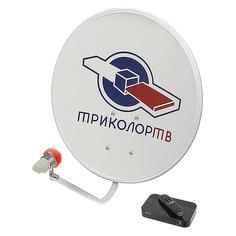 Комплект спутникового телевидения ТРИКОЛОР Full HD GS B532M черный