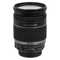 Объектив CANON 18-200mm f/3.5-5.6 EF-S 6IS, Canon EF-S [2752b005]