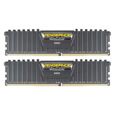 Модуль памяти CORSAIR Vengeance RGB CMR16GX4M2C3000C16 DDR4 - 2x 8Гб 3000, DIMM, Ret