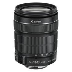 Объектив CANON 18-135mm f/3.5-5.6 EF-S IS STM, Canon EF-S, черный [6097b005]