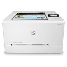 Принтер лазерный HP Color LaserJet Pro M254nw лазерный, цвет: белый [t6b59a]
