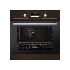Духовой шкаф ELECTROLUX EZB53430AB, коричневый