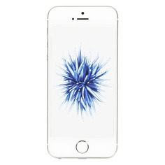 Смартфон APPLE iPhone SE 32Gb, MP832RU/A, серебристый