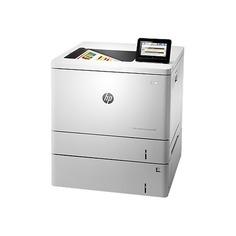 Принтер лазерный HP Color LaserJet Enterprise M553x лазерный, цвет: белый [b5l26a]