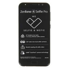Смартфон ASUS ZenFone 4 Selfie Pro 64Gb, ZD552KL, черный