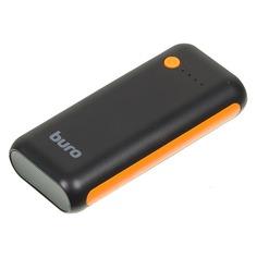 Внешний аккумулятор BURO RC-5000BO, 5000мAч, черный/оранжевый