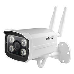 Камера видеонаблюдения GINZZU HWB-1033X, 2.8 мм, белый