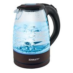 Чайник электрический SCARLETT SC-EK27G97, 2200Вт, черный