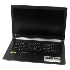"Ноутбук ACER Aspire A517-51G-56LL, 17.3"", Intel Core i5 8250U 1.6ГГц, 12Гб, 1000Гб, 128Гб SSD, nVidia GeForce Mx150 - 2048 Мб, Windows 10, NX.GSXER.005, черный"