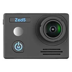 Экшн-камера AC ROBIN ZED5 4K, WiFi, черный