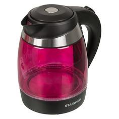 Чайник электрический STARWIND SKG2214, 2200Вт, розовый