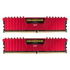 Модуль памяти CORSAIR Vengeance LPX CMK8GX4M2A2400C16R DDR4 - 2x 4Гб 2400, DIMM, Ret