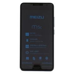 Смартфон MEIZU M5c 32Gb, M710H, синий