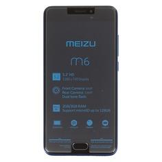 Смартфон MEIZU M6 32Gb, M711H, синий