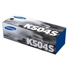 Картридж SAMSUNG CLT-K504S черный [su160a]