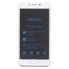 Смартфон MEIZU M6 Note 16Gb, M721H, золотистый