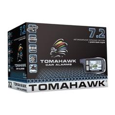 Автосигнализация TOMAHAWK 7.2