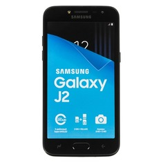 Смартфон SAMSUNG Galaxy J2 (2018) 16Gb, SM-J250, черный