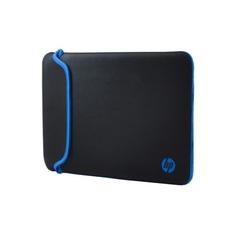 "Чехол для ноутбука 13.3"" HP Chroma, черный/синий [v5c25aa]"