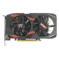 Видеокарта ASUS nVidia GeForce GTX 1050TI , CERBERUS-GTX1050TI-O4G, 4Гб, GDDR5, OC, Ret