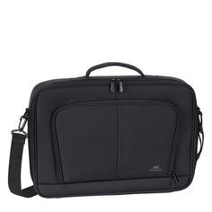 """Сумка для ноутбука 17.3"""" RIVA 8451, черный"""