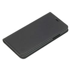 Чехол (флип-кейс) HAMA Slim, для Apple iPhone X, черный [00181387]
