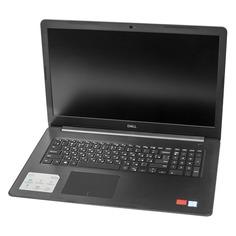 "Ноутбук DELL Inspiron 5770, 17.3"", Intel Core i7 8550U 1.8ГГц, 8Гб, 1000Гб, 128Гб SSD, AMD Radeon R530 - 4096 Мб, DVD-RW, Windows 10, 5770-2851, черный"