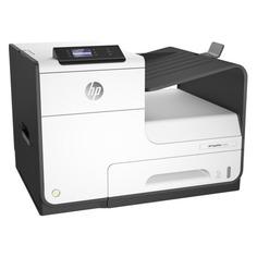 Принтер струйный HP PageWide 352dw, струйный, цвет: белый [j6u57b]