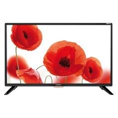 """LED телевизор TELEFUNKEN TF-LED32S62T2 """"R"""", 31.5"""", HD READY (720p), черный"""