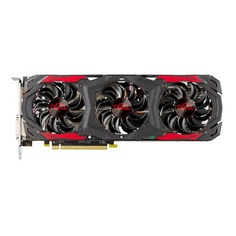 Видеокарта POWERCOLOR AMD Radeon RX 570 , AXRX 570 4GBD5-3DH/OC Red Devil, 4Гб, GDDR5, OC, Ret