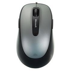 Мышь MICROSOFT Comfort 4500 оптическая проводная USB, черный [4eh-00002]