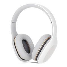 Наушники XIAOMI Mi Comfort, накладные, белый, проводные