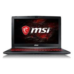 """Ноутбук MSI GL62M 7RDX-2679XRU, 15.6"""", Intel Core i5 7300HQ 2.5ГГц, 8Гб, 1000Гб, nVidia GeForce GTX 1050 - 2048 Мб, Free DOS, 9S7-16J962-2679, черный"""