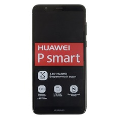 Смартфон HUAWEI P smart 32Gb, черный