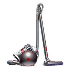 Пылесос DYSON Cinetic Big Ball Animal Pro 2 (CY26), 700Вт, серый/красный