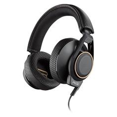 Наушники с микрофоном PLANTRONICS RIG 600, мониторы, черный [206806-05]