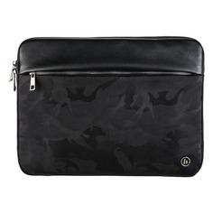"""Чехол для ноутбука 15.6"""" HAMA Mission Camo, черный/камуфляж [00101597]"""