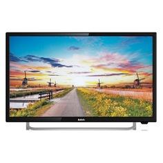 """LED телевизор BBK 24LEM-1027/FT2C """"R"""", 24"""", FULL HD (1080p), черный"""