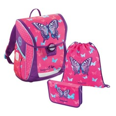 Ранец Step By Step BaggyMax Niffty Sweet Butterfly 3 предмета