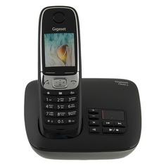 Радиотелефон GIGASET C620A, черный