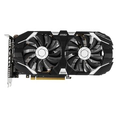 Видеокарта MSI nVidia GeForce GTX 1060 , GeForce GTX 1060 3GT OC, 3Гб, GDDR5, OC, Ret